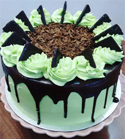 After Eight Mint Cake Mix